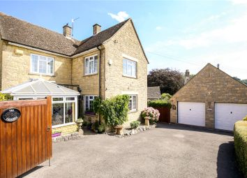 Thumbnail 3 bed detached house for sale in Fewster Road, Nailsworth, Stroud, Gloucestershire
