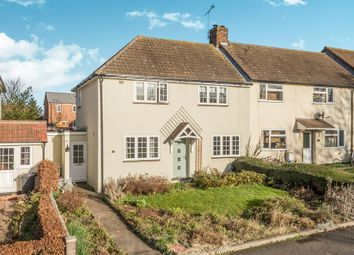 Thumbnail 3 bed end terrace house for sale in Hillfoot Road, Shillington, Hitchin, Hertfordshire
