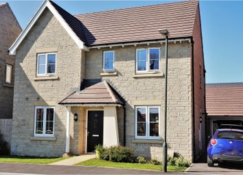 Thumbnail 4 bed detached house for sale in Armstrong Road, Cheltenham