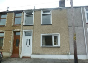Thumbnail 3 bed terraced house for sale in Station Terrace, Bryn, Port Talbot, West Glamorgan