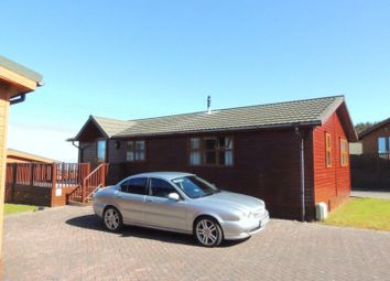 Thumbnail 2 bedroom lodge for sale in Ilfracombe