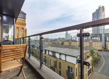 Thumbnail 1 bed flat for sale in George Mathers Road, London