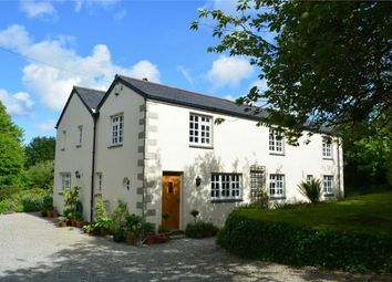 Thumbnail 5 bedroom detached house for sale in Old Carnon Hill, Perranwell Station, Nr Truro, Cornwall
