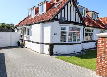 Thumbnail 4 bed semi-detached house for sale in Bainbridge Avenue, Sunderland