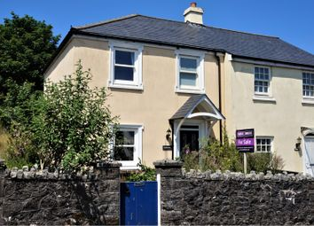 Thumbnail 2 bed semi-detached house for sale in Woodville Avenue, Yelverton
