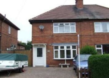 Thumbnail 3 bed semi-detached house for sale in Sudbury Avenue, Sandiacre, Nottingham