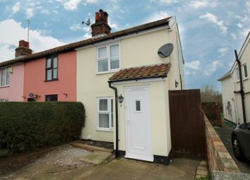 Thumbnail 2 bed semi-detached house to rent in Rose Hill Cottages, Rose Hill, Woodbridge