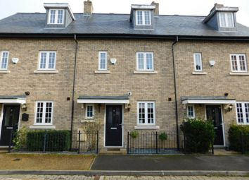 Thumbnail 3 bed town house for sale in Palmerston Way, Stotfold, Hitchin