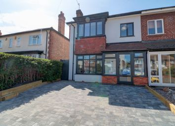 Thumbnail 3 bed semi-detached house for sale in Florence Road, Sutton Coldfield