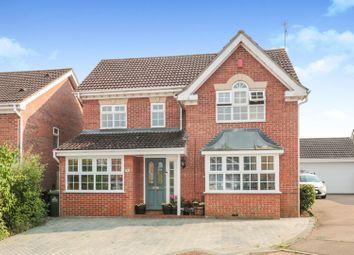 4 bed detached house for sale in Cattlins Close, Cheshunt EN7