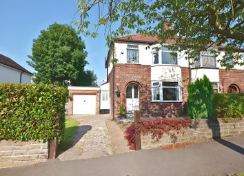 Thumbnail 3 bed semi-detached house for sale in Glen View Road, Greenhill, Sheffield