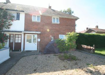 Thumbnail 4 bed semi-detached house for sale in Nelson Road, Goring-By-Sea, Worthing
