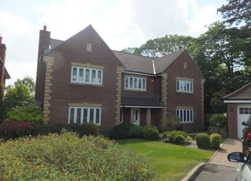 Thumbnail 5 bedroom detached house to rent in Manor Drive, Sutton Coldfield