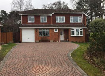 Thumbnail 6 bed property to rent in Stibbs Way, Bransgore, Christchurch