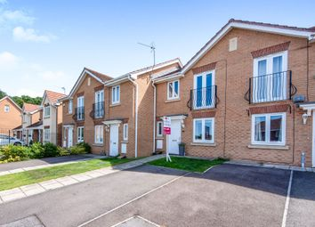 Thumbnail 3 bedroom terraced house for sale in Sunningdale Way, Gainsborough