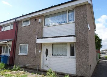 Thumbnail 3 bed terraced house to rent in Haydock Garth, Bransholme, Hull