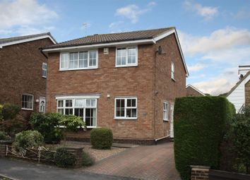 Thumbnail 3 bed detached house for sale in Croft House Drive, Otley
