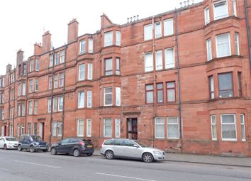 Thumbnail 1 bed flat for sale in Newlands Road, Glasgow, Lanarkshire