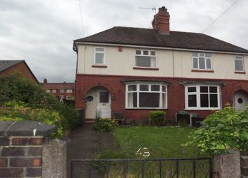 Thumbnail 4 bed property to rent in Sneyd Terrace, Silverdale, Newcastle-Under-Lyme