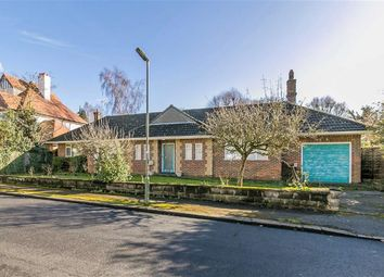 Thumbnail 3 bed detached bungalow for sale in Ashdown Road, Epsom, Surrey