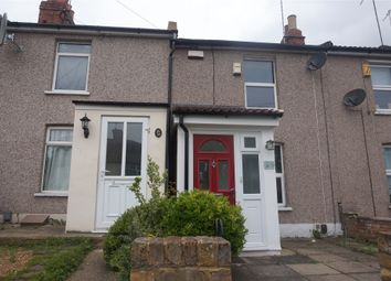 Thumbnail 1 bed terraced house to rent in Abbey Crescent, Belvedere, Kent