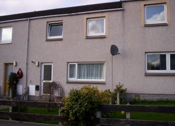 Thumbnail 3 bedroom terraced house to rent in Castlehill Road, Fochabers, Moray