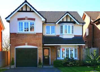 Rimsdale Drive, Moston, Manchester M40. 4 bed detached house for sale