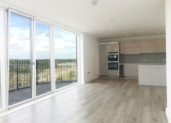 Thumbnail 3 bed flat to rent in Parkview Mansions, Queen Elizabeth Olympic Park, Stratford