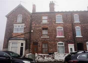 Thumbnail 3 bed terraced house for sale in Milnhay Road, Nottingham