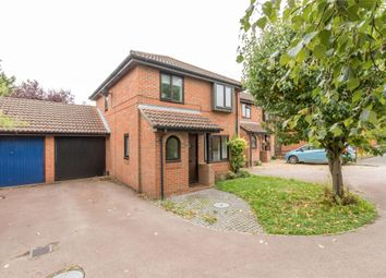 Thumbnail 3 bedroom link-detached house for sale in Knollys Close, Abingdon, Oxfordshire
