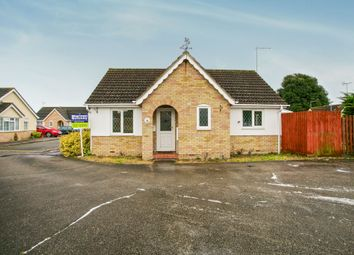 Thumbnail 2 bed detached bungalow for sale in Richards Close, March