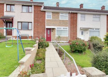 Thumbnail 3 bedroom terraced house for sale in 41 Cairnsmore Avenue, Dundonald, Belfast