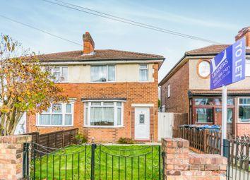 Thumbnail 3 bed semi-detached house to rent in Dearmont Road, Longbridge, Birmingham
