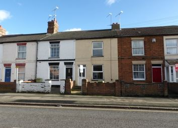 Thumbnail 3 bed terraced house to rent in Victoria Road, Bletchley