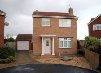 Thumbnail 3 bed detached house for sale in Woolam Hill, Burstwick, Hull, East Riding Of Yorkshire