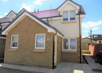 Thumbnail 2 bed flat for sale in Ryde Road, Wishaw