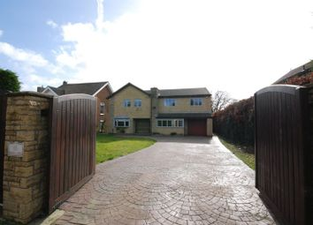 Thumbnail 7 bed detached house for sale in Green Lane, Ashington