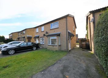 Thumbnail 2 bed semi-detached house to rent in Weldon Close, Wellingborough