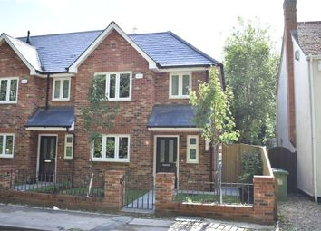 Thumbnail 3 bed end terrace house for sale in St Marks Road, Binfield, Berkshire