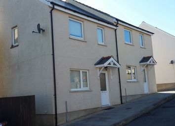 Thumbnail 3 bedroom terraced house to rent in Cae Gerddi, Stop And Call, Goodwick