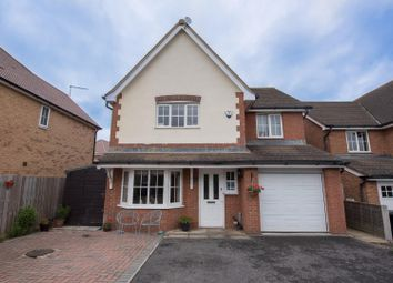 Thumbnail 4 bed property for sale in Eversleigh Rise, Whitstable