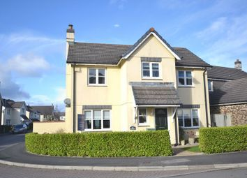 Thumbnail 4 bed detached house for sale in Robin Drive, Launceston