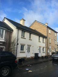 Thumbnail 2 bedroom terraced house to rent in Westaway Heights, Barnstaple, North Devon