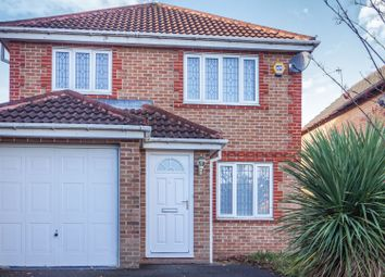Thumbnail 3 bed detached house for sale in Laithes Close, Wakefield