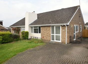 Thumbnail 2 bed semi-detached bungalow for sale in Aylesham Way, Yateley