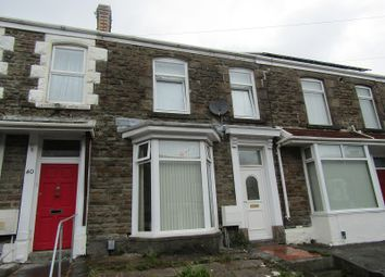 Thumbnail 3 bedroom terraced house for sale in Rhondda Street, Swansea, City And County Of Swansea.