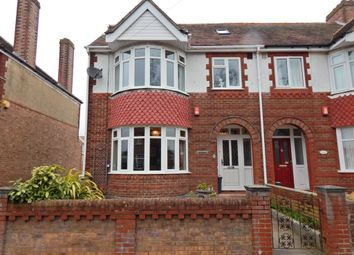 Thumbnail 3 bed semi-detached house for sale in Old Manor Way, Drayton, Portsmouth