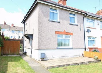 Thumbnail 3 bed semi-detached house to rent in Cowbridge Road West, Ely, Cardiff