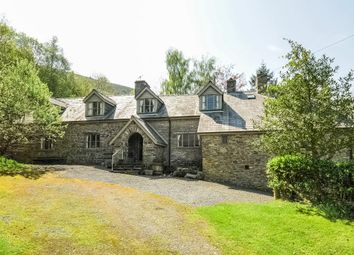 Thumbnail 4 bed detached house for sale in Mid Wales, Rhulen