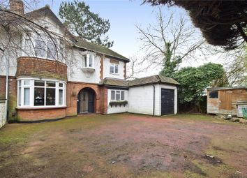Thumbnail 3 bed semi-detached house for sale in Staines Road East, Sunbury-On-Thames, Surrey
